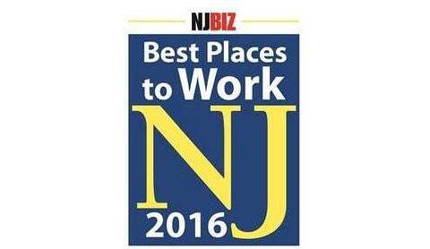 NJBIZ Best Places to Work NJ 2016