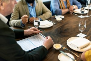 New Rules for Deducting Business Meals and Entertainment Under Tax Reform